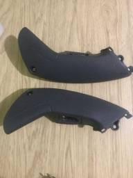 Moldura Puxador Porta  Novo Corsa  Maxx