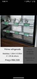 Vitrine refrigerada