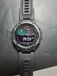 Relógio de Corrida Militar . Amazifit T Rex