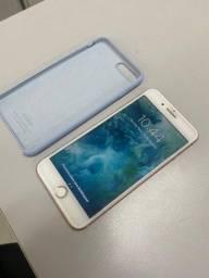 Título do anúncio: iPhone 8 Plus Rose 64g FUNCIONANDO TUDO