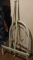 Cama e bicicleta