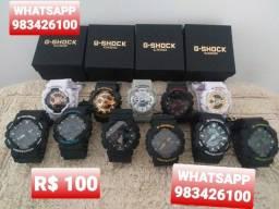 Título do anúncio: Relógio Casio G Shock Ga 110