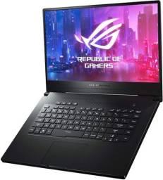 Título do anúncio: Notebook Gamer Asus ROG Zephyrus - AMD Ryzen 7 - GTX 1060 Ti