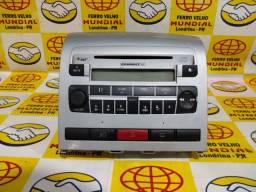 Rádio MP3 original Fiat Siena /Palio 2010