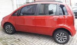 FIAT IDEA 1.4 2008 COM COURO!!!