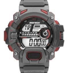 Imperdível Relógio Mormaii Masculino Digital Grande novo