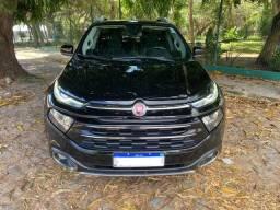 Fiat Toro volcano 2018 4x4 diesel automática