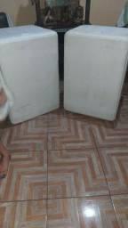 Caixa de isopor 120L
