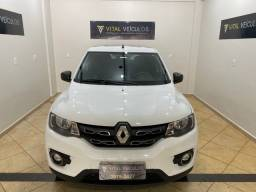 Título do anúncio: Renault kwid Intense 1.0 MT - 19/20