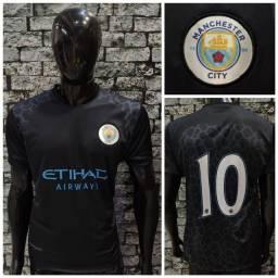 Camisa nova Manchester city