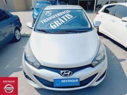 Título do anúncio: Hyundai HB20 Comfort Plus 2015 Prata