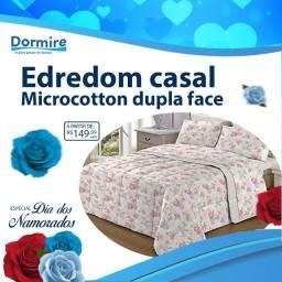Edredom Casal Dupla face Mocrocotton apenas 149,99