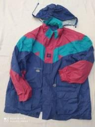 Jaquetas de Nylon Unissex Importada-Impermiável>de r$ 98,00 Por r$.47,70