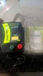 Energizador Patriot PMX50 25KM - cerca eletrica