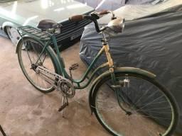 Vende se bicicleta antiga Vega e Husqvarna