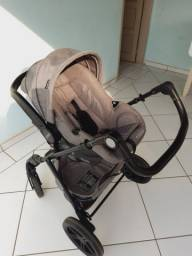 Título do anúncio: Carrinho de bebê Cosco modelo moises