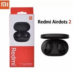 Fone De Ouvido Sem Fio Bluetooth 5.0 Redmi Airdots 2 Original ! Entrega Grátis