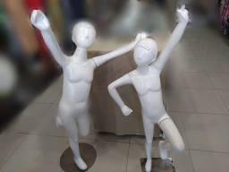 Título do anúncio: Manequins infantis