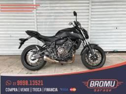 Título do anúncio: Yamaha MT-07 2021