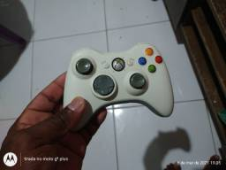 Controle Xbox 360 funcionando perfeitamente