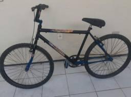 Título do anúncio: Bicicleta + adaptador para fazer exercícios em casa