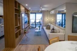 Título do anúncio: [ENTREGUE] Apartamento em Condomínio Clube com 81,28m² com 3 Dormitórios, sendo 1 Suíte, S