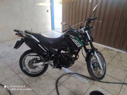 Yamaha crosser 2019