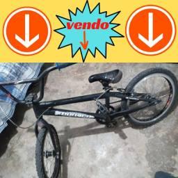 Bicicleta BMX monaco black jack aro 20