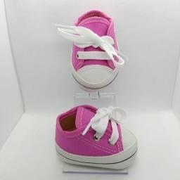 Tênis para bebê feminino