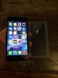 Vendo ou troco iPhone 8 64 gb todo original pego S10 plus pra cima
