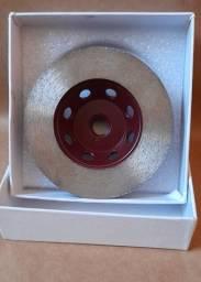 Desbaste Diamantado 105mm  Grãos 60 / 120 / 220