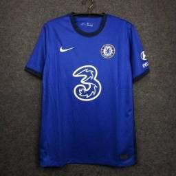 Camisa do Chelsea 20/21 - 1º linha