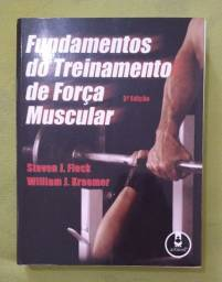 Livro Fundamentos do Treinamento de Força Muscular Fleck