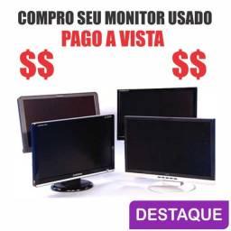 Monitor lcd ou led campo grande leia o anuncio
