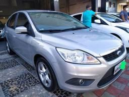 FOCUS GLX 1.6 Flex 2012/12 KM Baixo Extremamente Novo