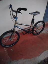 Título do anúncio: bicicleta cross caloi expert