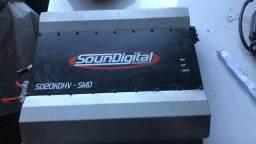 Módulo sound digital 20mil rms