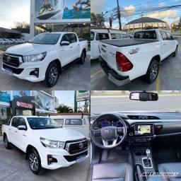 Título do anúncio: HILUX SRV 4x4 AUT 2019, Diesel, Todos Opcionais SRX, TROCO/FINANCIO 60x