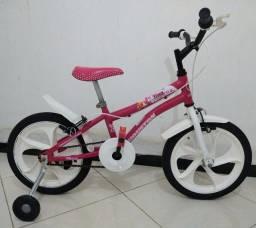 Título do anúncio: Bicicleta infantil aro 16 Houston