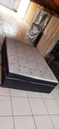 Cama box 07 cm de espuma