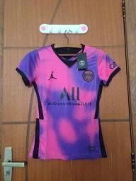 Camisa PSG IV 21/22 Feminina