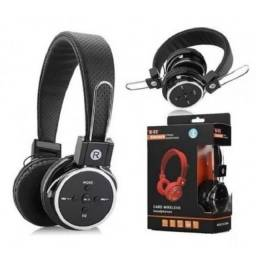 Título do anúncio: Fone de Ouvido Bluetooth Sem Fio com Visor MP3 Radio FM