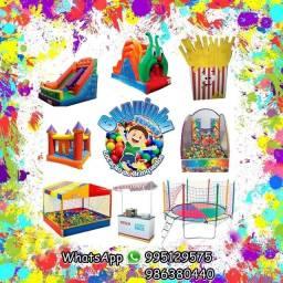 Título do anúncio: Aluguel de brinquedos