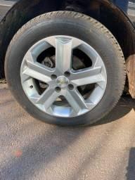 Vendo roda  Aro 16   Pneus novos