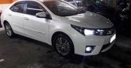 Toyota Corolla 1.8 Flex Automático 2017 Branco Pérola