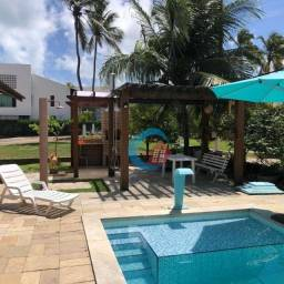Título do anúncio: Casa com 4 dormitórios à venda, 238 m² por R$ 1.800.000,00 - Muro Alto - Ipojuca/PE