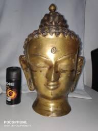 Título do anúncio: Buda de Bronze (Malásia 1990) aprox. 40cm
