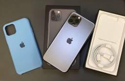 Título do anúncio: IPhone 11 Pro 64gb grafite / Aceito trocas apenas em iphones.