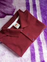 Bombacha e Camisa Pólo Feminino