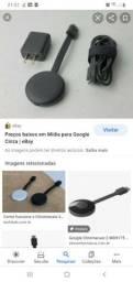 Chromecast cinza 200
